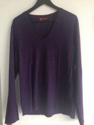 Hugo Hugo Boss Langarm Shirt lila