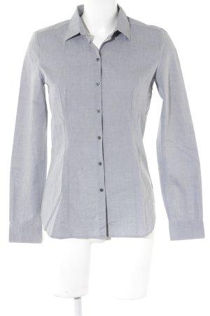HUGO Hugo Boss Camisa de manga larga azul celeste look casual