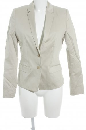 HUGO Hugo Boss Blazer largo crema estilo «business»