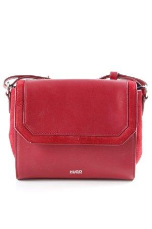 HUGO Hugo Boss Minibolso rojo elegante