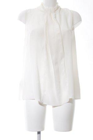 HUGO Hugo Boss Silk Blouse white business style