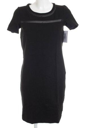 HUGO Hugo Boss Shirtkleid schwarz Elegant