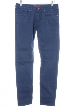 HUGO Hugo Boss Slim Jeans blau Casual-Look