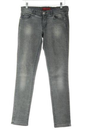 HUGO Hugo Boss Slim Jeans grey casual look