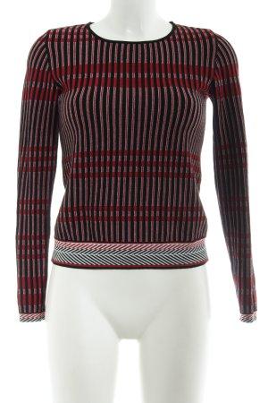HUGO Hugo Boss Maglione lavorato a maglia motivo a righe stile casual
