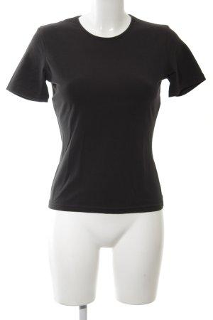 HUGO Hugo Boss T-Shirt schwarz sportlicher Stil