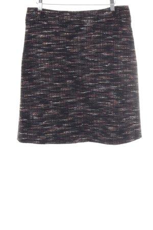 HUGO Hugo Boss Tweed rok veelkleurig Gesp elementen