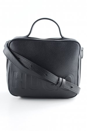 "HUGO Hugo Boss Umhängetasche ""Mayfair Box Black"" schwarz"