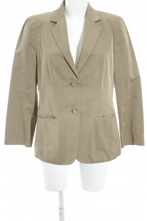 HUGO Hugo Boss Unisex-Blazer khaki Business-Look