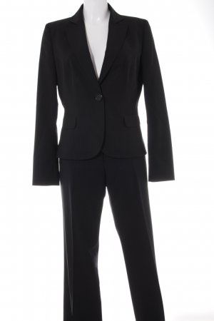 HUGO Hugo Boss Web Twin Set schwarz Business-Look