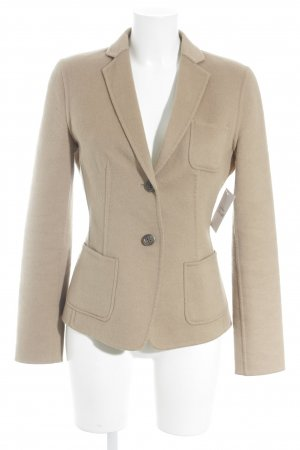 HUGO Hugo Boss Woll-Blazer camel Business-Look