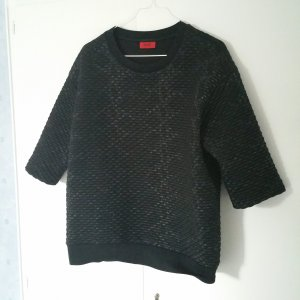 Hugo Oversize Sweatshirts schwar
