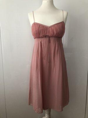 HUGO - Rosafarbenes Sommerkleid, Gr. 38