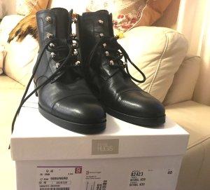 HUGS Booties Schuhe Stiefeletten Schnür-Stiefeletten Boots