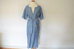 HUMANOID Gaia Trenchcoat Kleid mit Gürtel NEU! M 38 NP 219,90€
