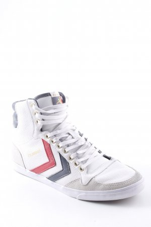 Hummel High Top Sneaker mehrfarbig Casual-Look