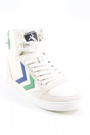 Hummel High Top Sneaker mehrfarbig Skater-Look