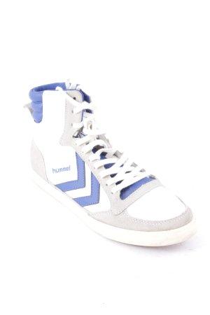 Hummel High Top Sneaker mehrfarbig sportlicher Stil