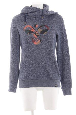 Hummel Jersey con capucha estampado con diseño abstracto look casual
