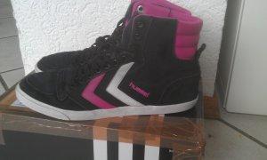 Hummel Schuhe, Slimmer Stadil, Sneaker, Gr. 40