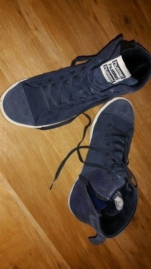 Hummel Slimmer Stadil hoch // Ten Sar High Canvas