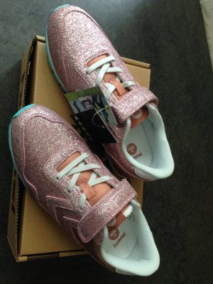Hummel Sneaker Gr.38 Neu Glitzer