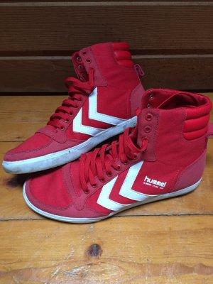 Hummel Sneaker halbhoch high rot 37 38