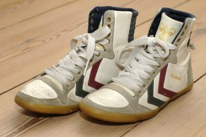 Hummel Sneaker im Retro-Look