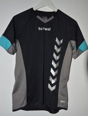 Hummel - Trikot - Sportshirt - tailliert