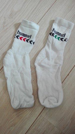 Hummelsocken weiß Hipster Socken Gr. 35 - 38 Hummel