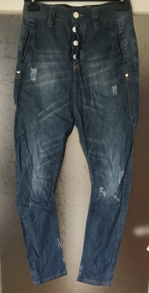 Humör Baggy jeans blauw