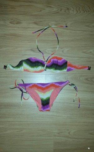 Hunkemöller, Batik-Bikini, Gr.36
