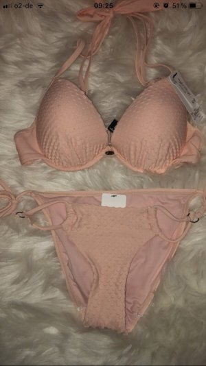 Hunkemöller Bikini rosa pallido-color carne