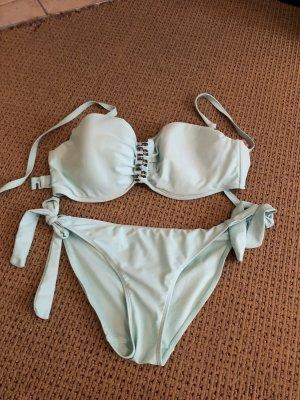 Hunkemöller Bikini turquoise