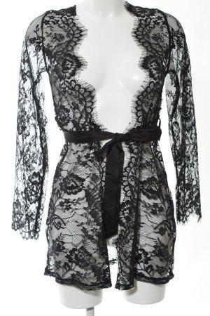 Hunkemöller Kimono nero stile stravagante