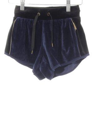 Hunkemöller Shorts dunkelblau-schwarz Casual-Look