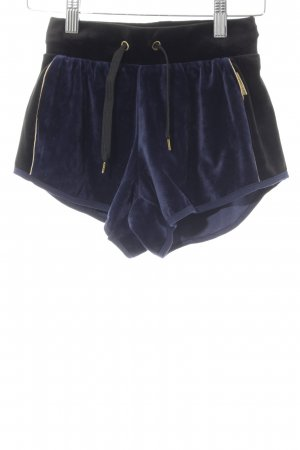 Hunkemöller Shorts blu scuro-nero stile casual