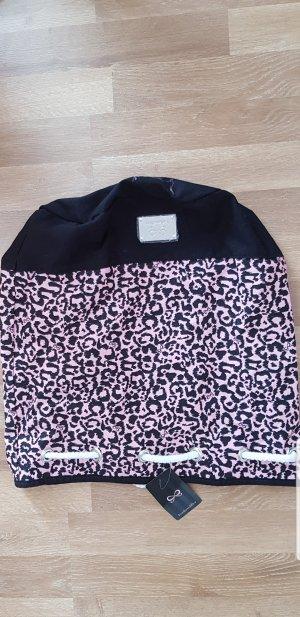 Hunkemöller tasche rosa schwarz mit Etikett