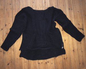 Hunkydory Strickpullover Grob Oversized Winter Cosy