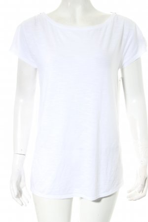Hunkydory T-Shirt weiß Casual-Look