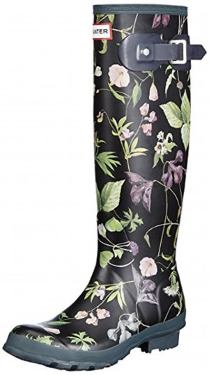 Hunter Blogger Gummistiefel 37 Flower
