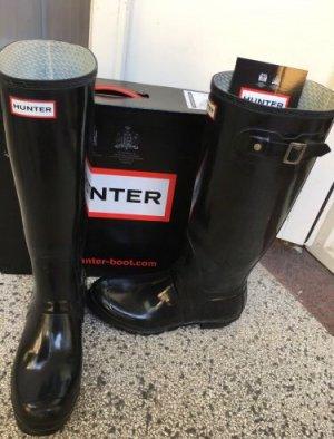 Hunter Boots | Gummistiefel | glossy
