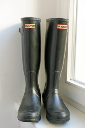 Hunter Field Ladies Huntress Wellies