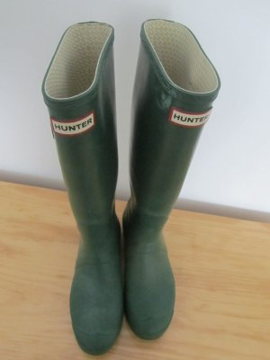 *Hunter*Gummistiefel*40*gruen*tall*original*