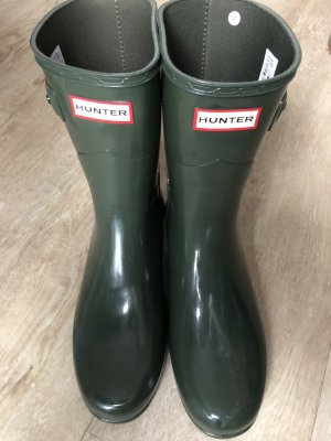 Hunter Wellington laarzen veelkleurig