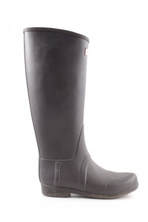Hunter Wellies black elegant