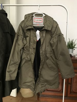 Hunter Original Mantel mit Etikett