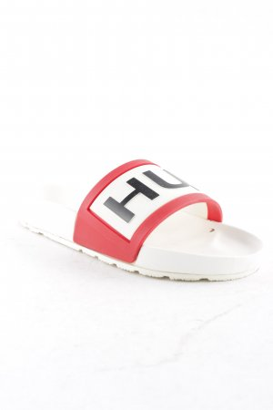 Hunter Slip-on Shoes multicolored beach look