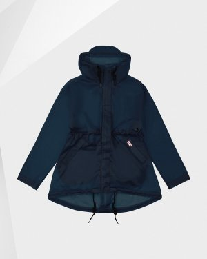 Hunter Vinyl Regenjacke