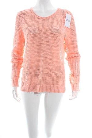 Hurley Oversized Pullover rosa sportlicher Stil